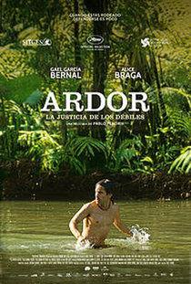Ardor_estreno