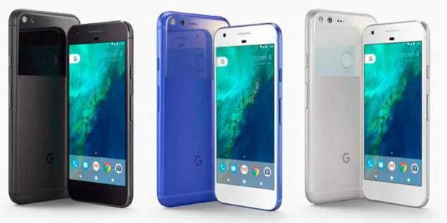 Google presenta Pixel, su nuevo teléfono inteligente