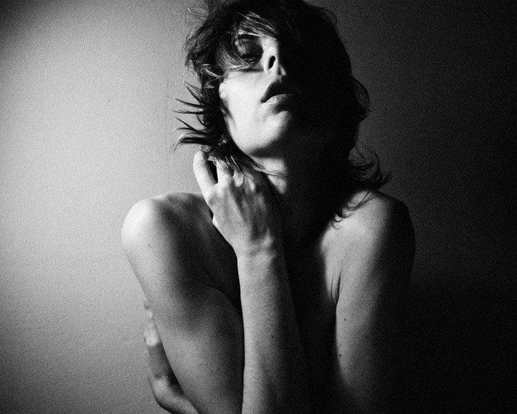 Jasmine Meyer autorretratos 3