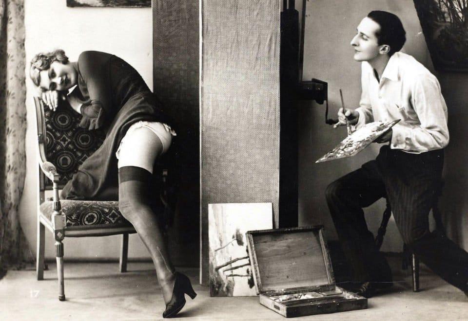 Vintage Erotic Cultura Inquieta6