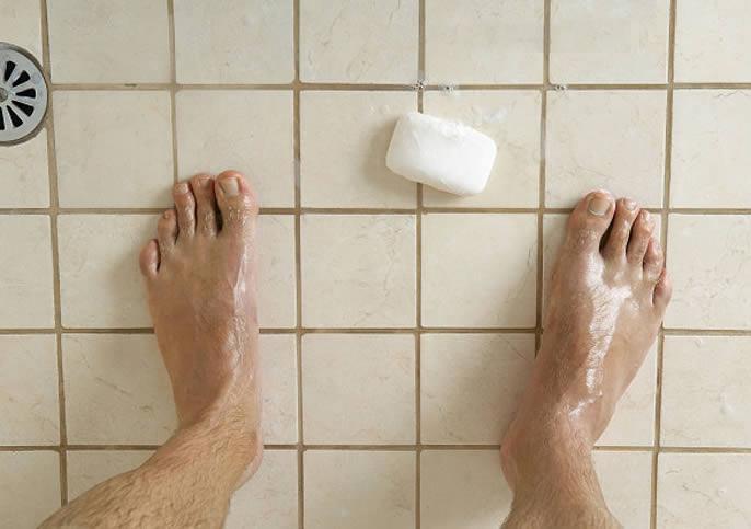 ducha perfecta jabón