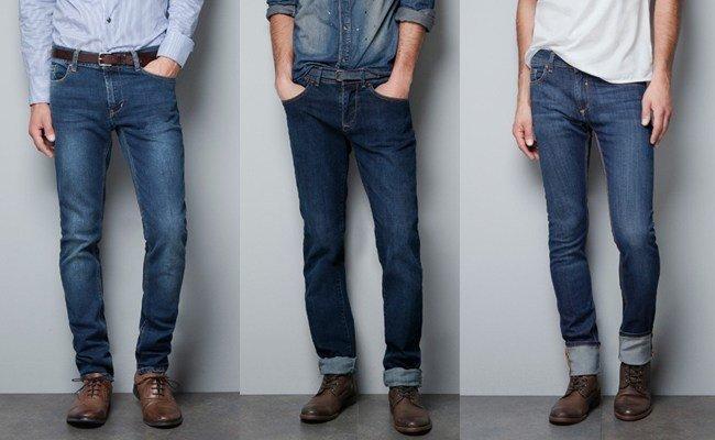 Pantalones Vaqueros De Hombre Novedades Primaverales Hombre Moderno