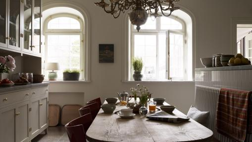 Gastronomía hygge Ett Hem, donde se puede desayunar