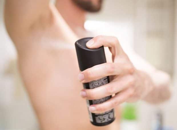 desodorantes para hombres