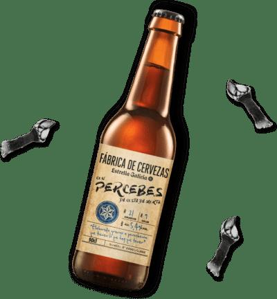 cerveza percebes