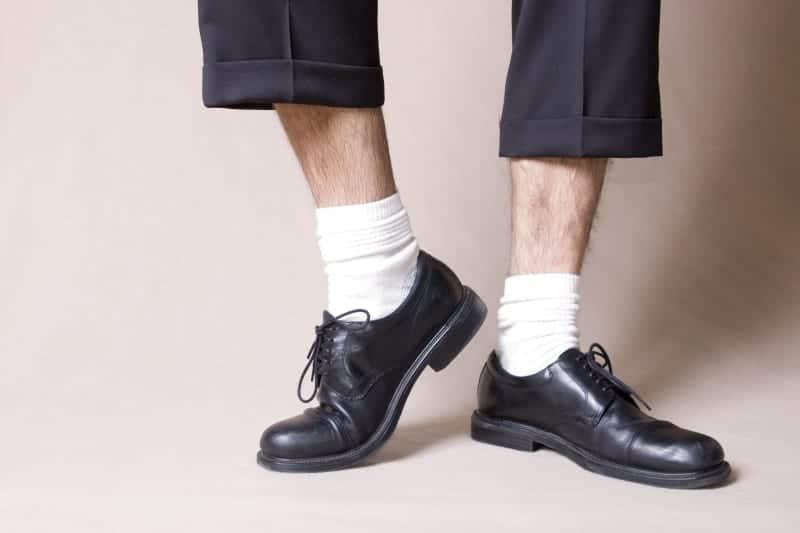 errores que cometen los hombres al vestir
