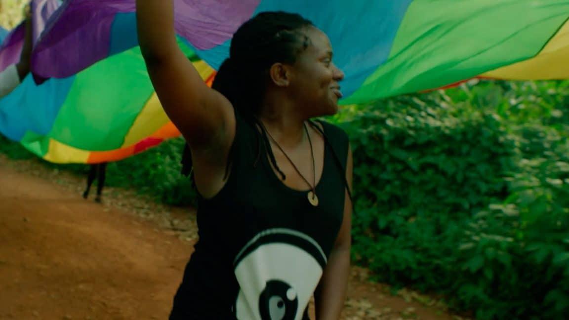 Lesbianas en Uganda