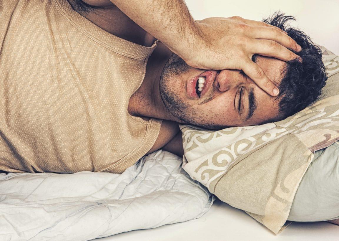 calidad del sueño y crecimiento muscular