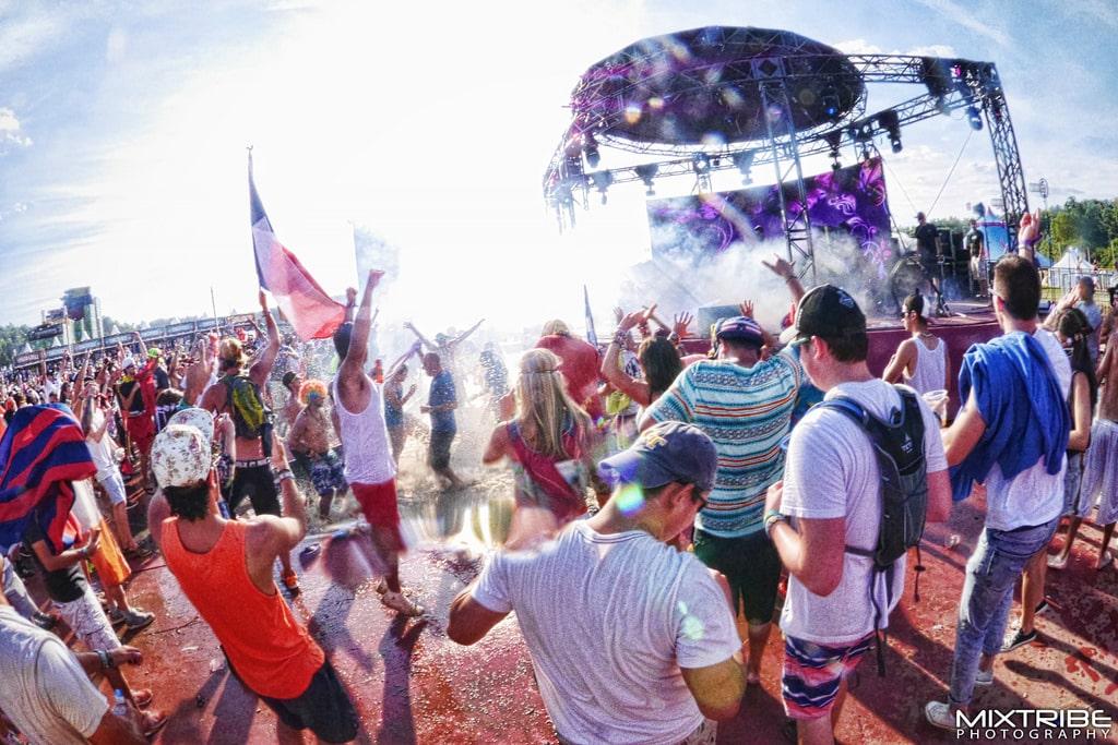 festivales de música gente