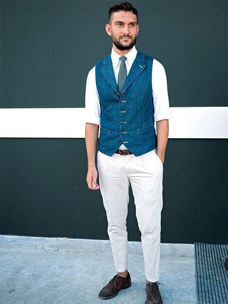 camisas blancas hombre moderno