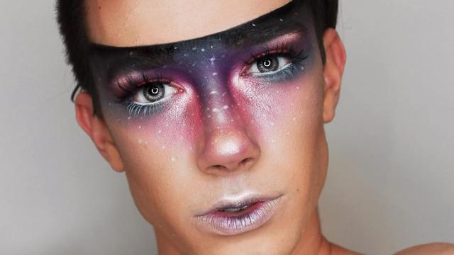 maquillaje masculino