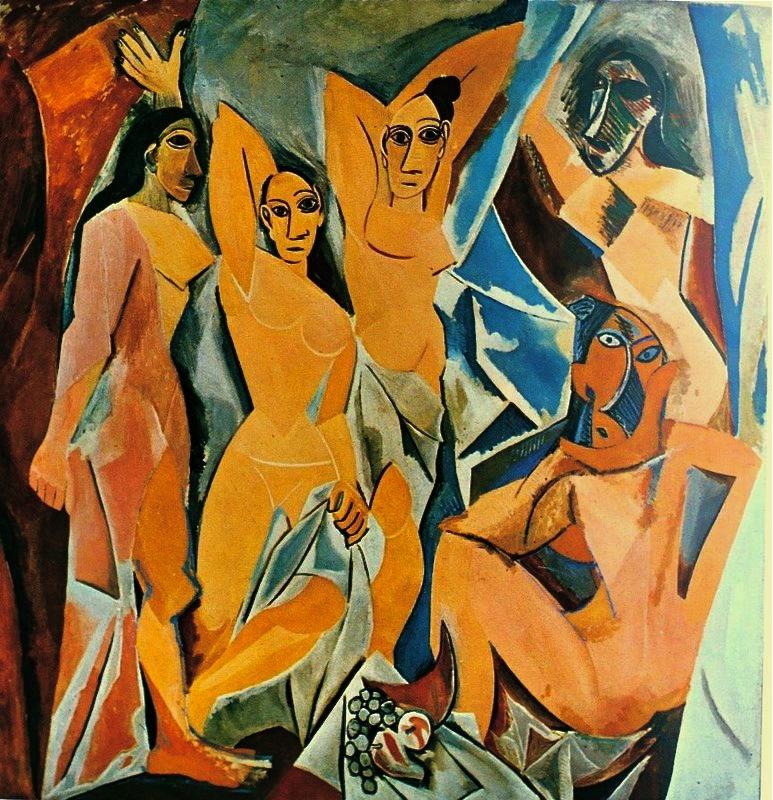 Sexo en el arte Picasso