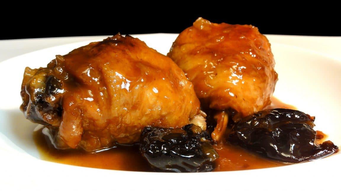 digestión pollo