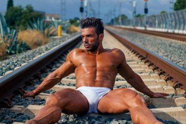 Jesús Pacheco: Hombre HM de Mayo 2017