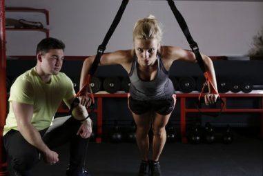 Bungee Workout: La nueva forma de ejercitarse