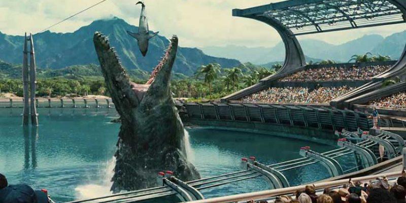 Cine: 'Jurassic World'