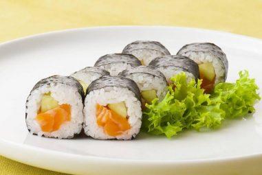 Las ventajas de la comida japonesa para mantener el tipo
