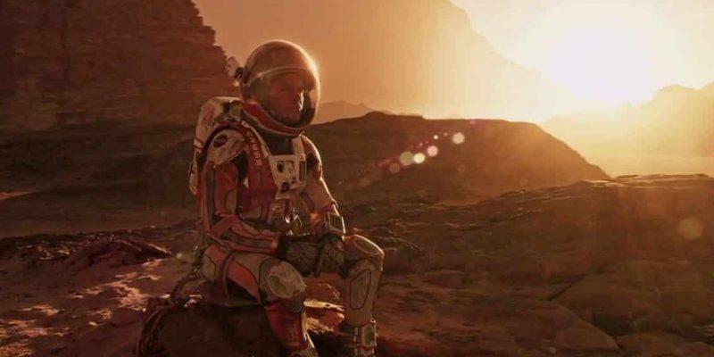 'The Martian' y los estrenos del finde