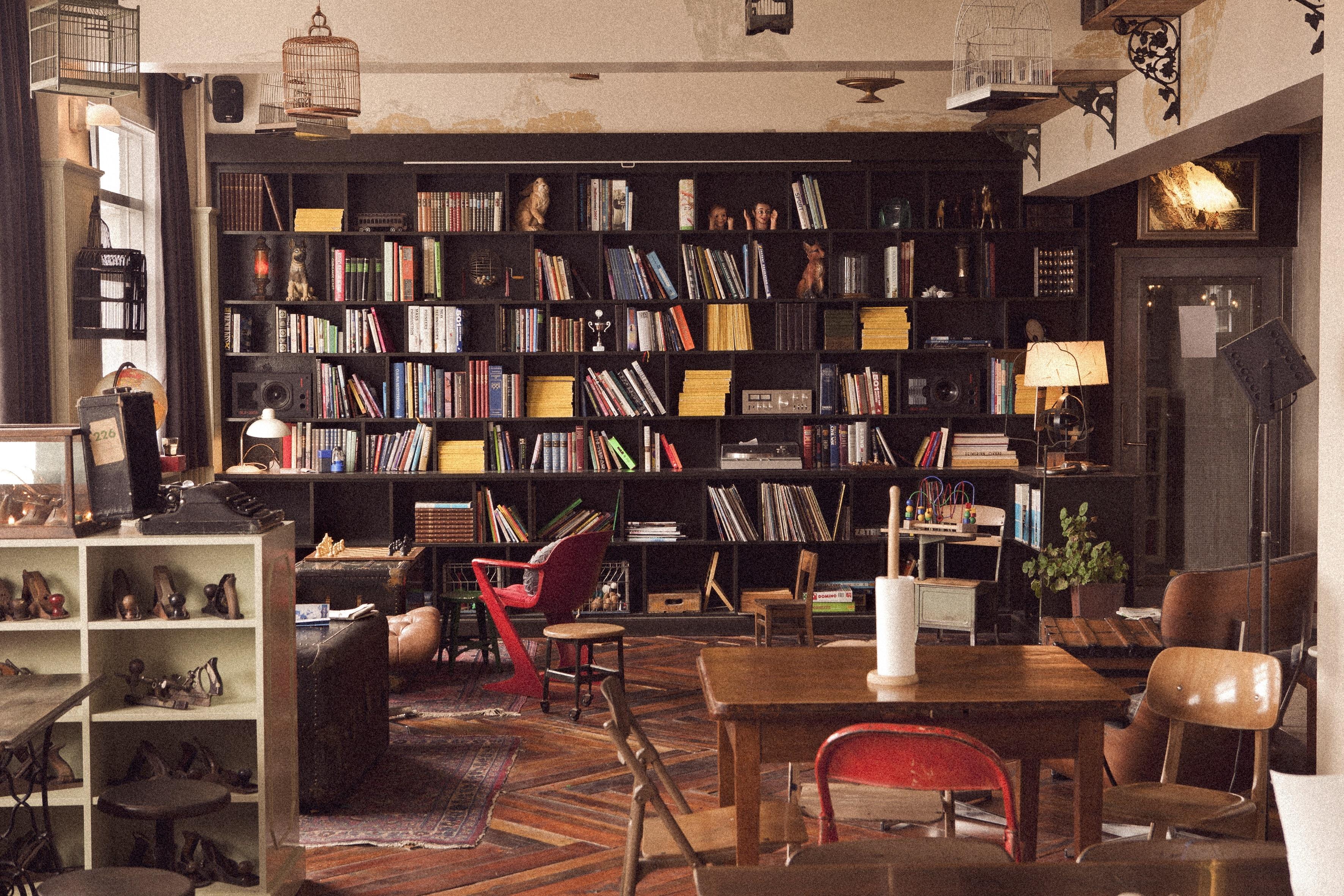 1. Biblioteca, Kex (Reikiavik – Islandia)