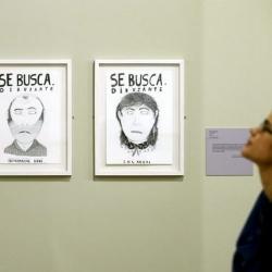 Exposición 'Frente Al Otro, Dibujos en el posconflicto'