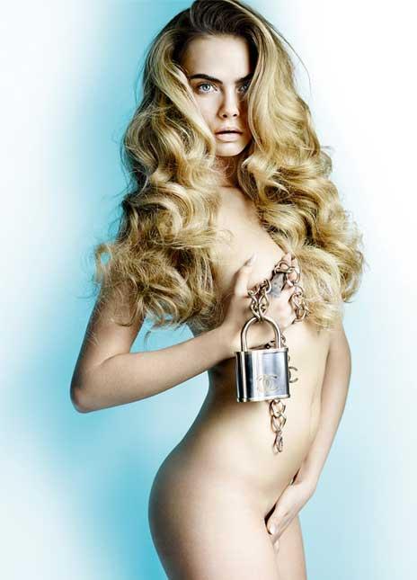 Las fotos más sexy de Cara Delevingne