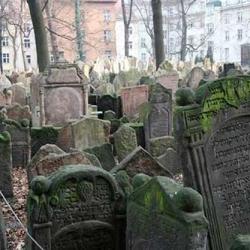 Antiguo Cementerio Judío de Praga, República Checa