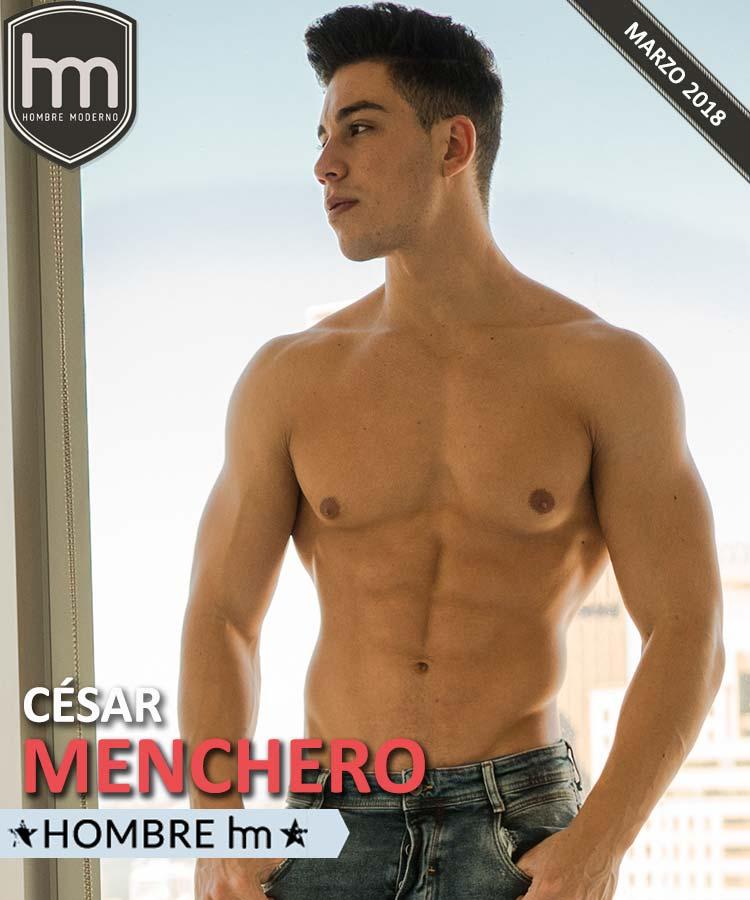 César Menchero Hombre HM de Marzo 2018