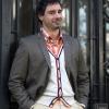 Americana y jersey: Félix Ramiro