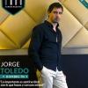 Jorge Toledo es nuestro hombre hm del mes de diciembre...