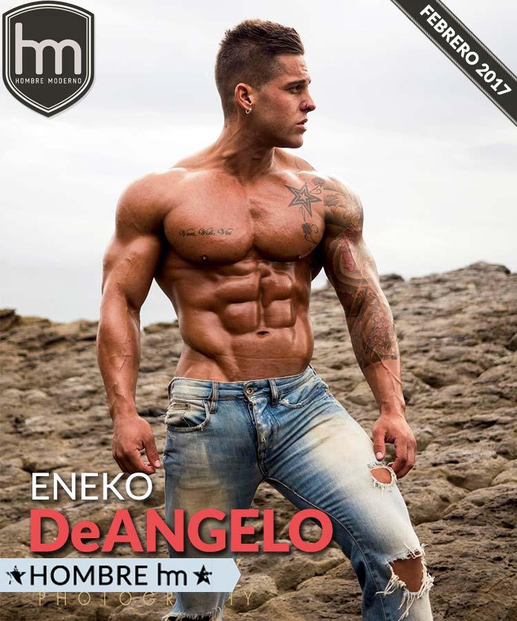 Eneko de Angelo es nuestro Hombre HM de Febrero