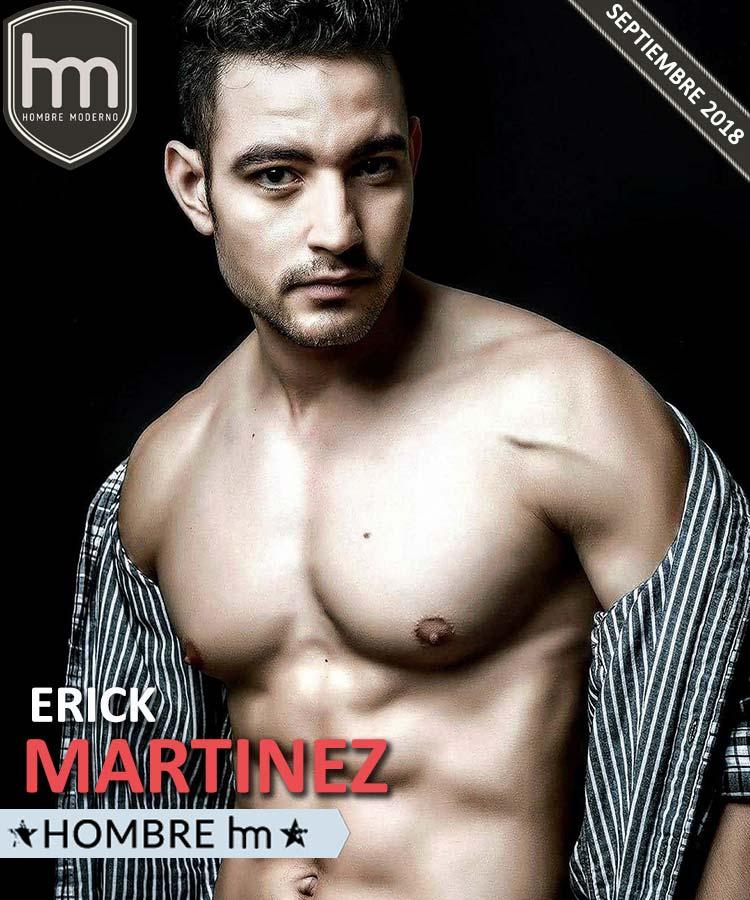 Erick Martínez Hombre HM de Septiembre 2018