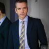 Traje, corbata y camisa de Macson