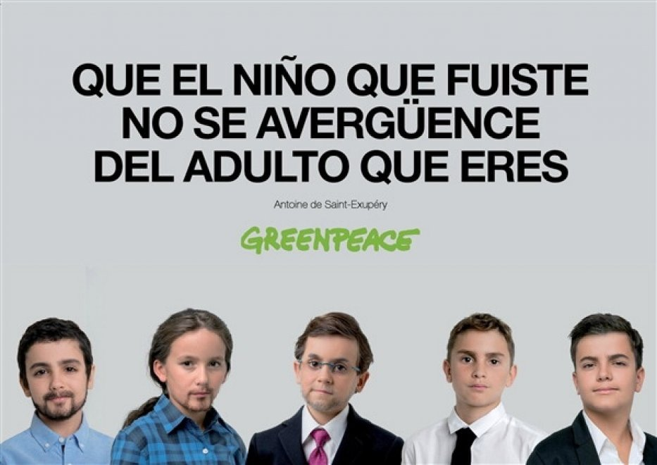 Campaña Greenpeace