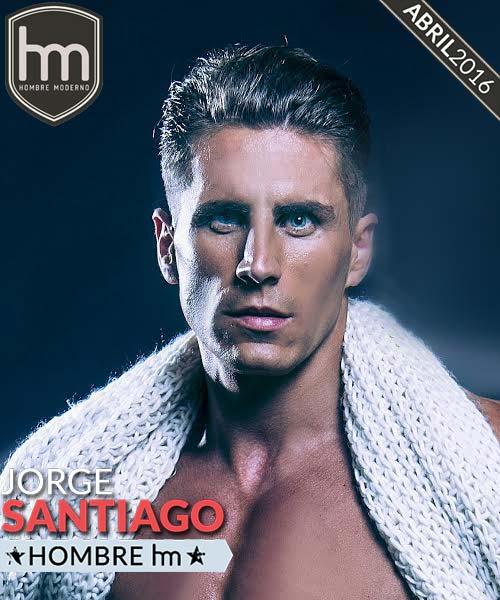 Jorge Santiago es nuestro Hombre hm de abril