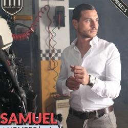 Samuel es nuestro Hombre hm de septiembre