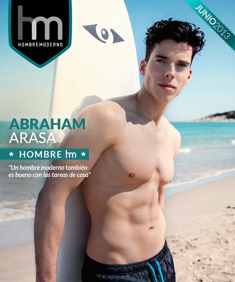 Abraham Arasa, nuevo hombre hm de Junio