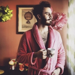 Men&Coffee, el nuevo fenómeno de Instagram