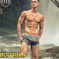 Mariano Bolohan es nuestro Hombre hm de octubre 2015