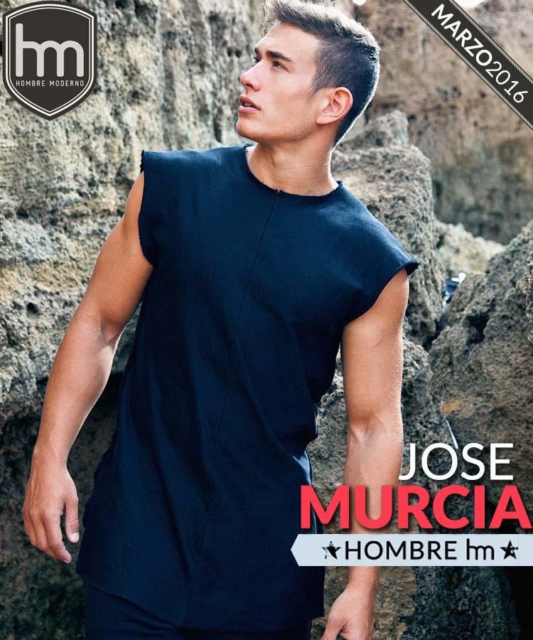 Jose Murcia es nuestro Hombre hm de marzo