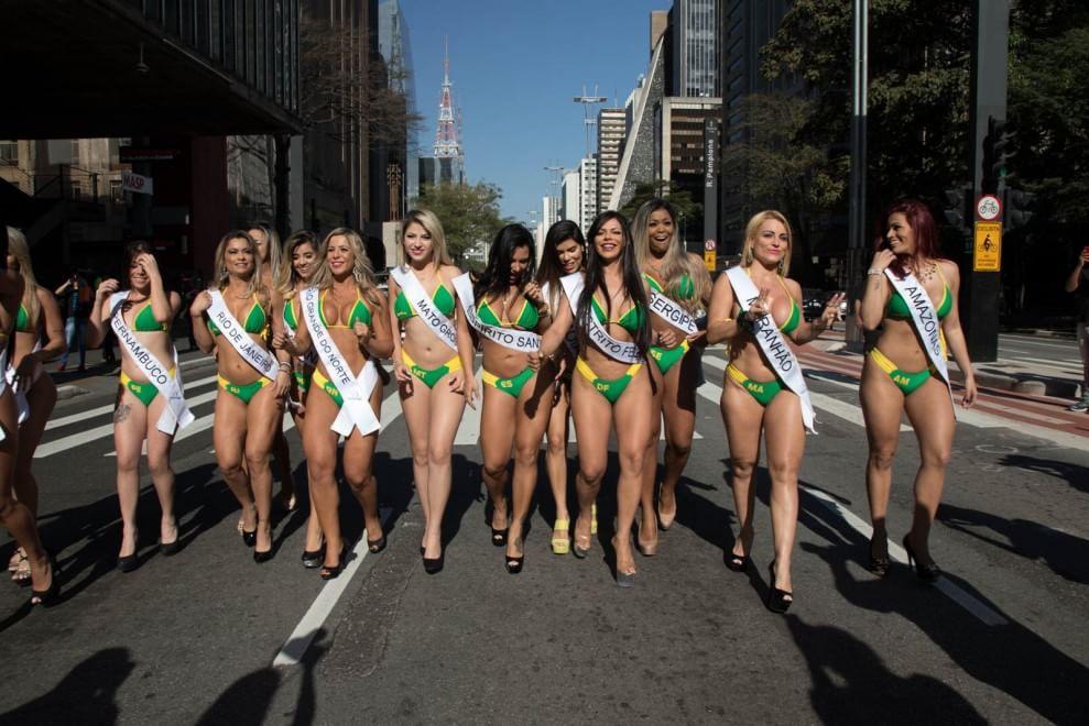 Miss BumBum, los mejores traseros de Brasil