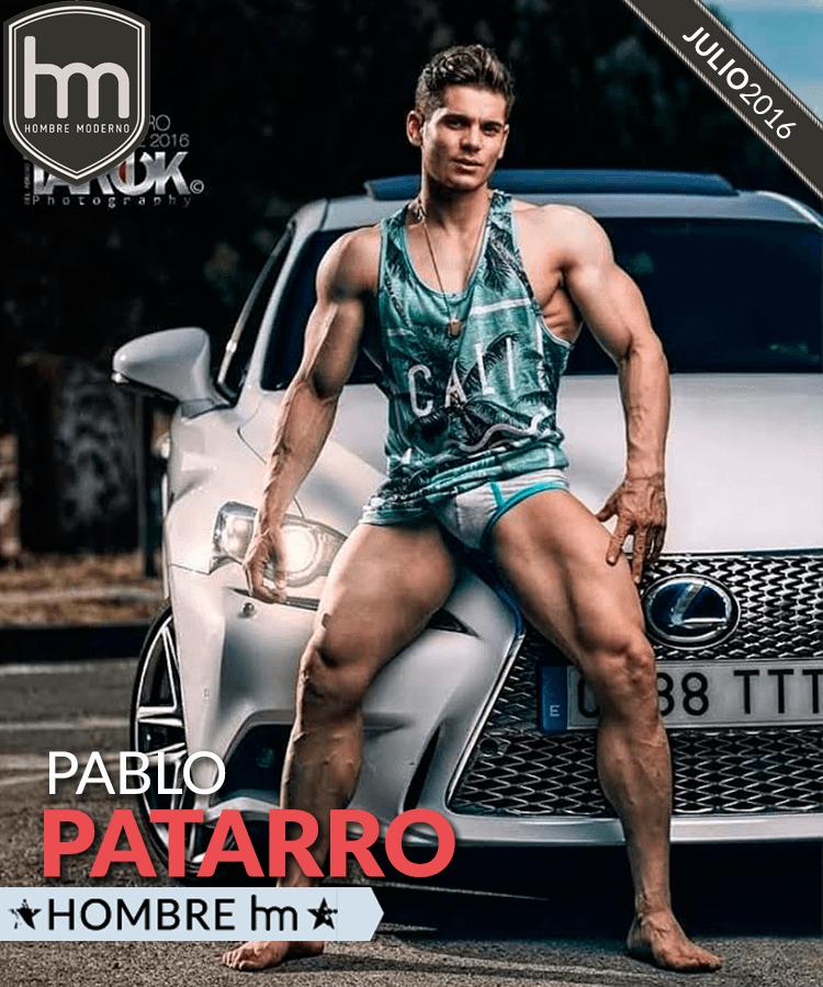 Pablo Patarro, Hombre HM de Julio