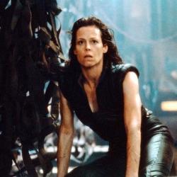 En el 5, la única mujer: la Teniente Ripley de 'Alien'