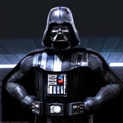 Puesto 9 para Darth Vader y su vozarrón metálico