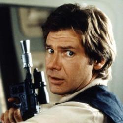 En el puesto tres, Han Solo. Ford estará más que contento con este ranking...