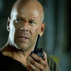 John McClane, el héroe de 'La Jungla de Cristal', en el puesto 7