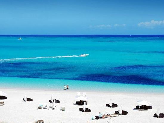 Grace Bay (Providenciales, Islas Turcas y Caicos)