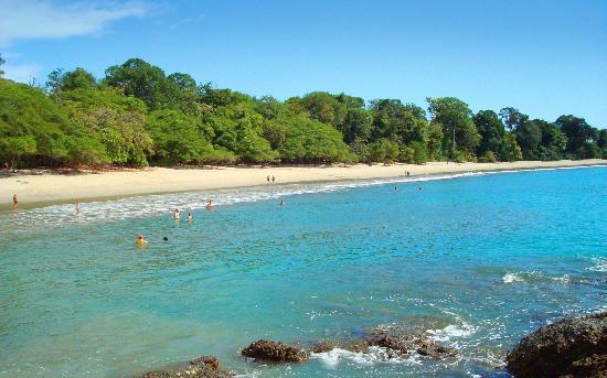 Playa Manuel Antonio (Parque Nacional Manuel Antonio, Costa Rica)