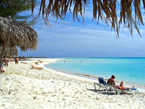 Paraiso Beach (Cayo Largo, Cuba)