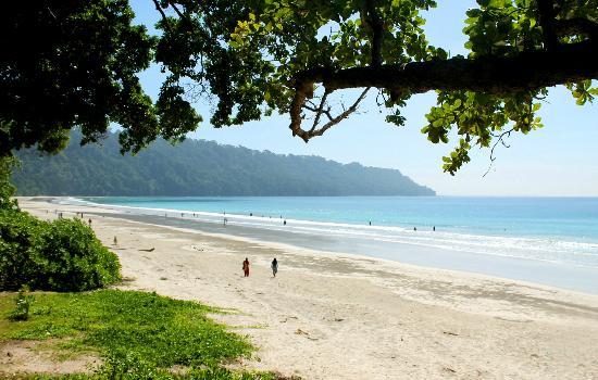 Radhanagar Beach (Havelock Island, Andaman and Nicobar Islands)