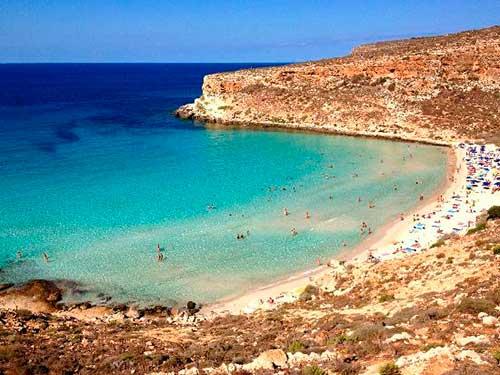 Isola dei Conigli (Lampedusa, Islas de Sicilia)